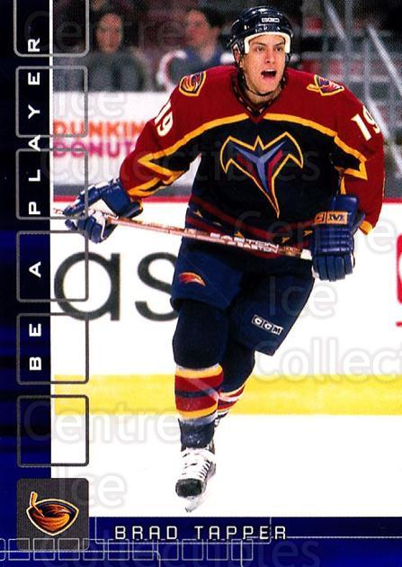 2001-02 BAP Memorabilia Sapphire #221 Brad Tapper<br/>1 In Stock - $5.00 each - <a href=https://centericecollectibles.foxycart.com/cart?name=2001-02%20BAP%20Memorabilia%20Sapphire%20%23221%20Brad%20Tapper...&quantity_max=1&price=$5.00&code=363901 class=foxycart> Buy it now! </a>