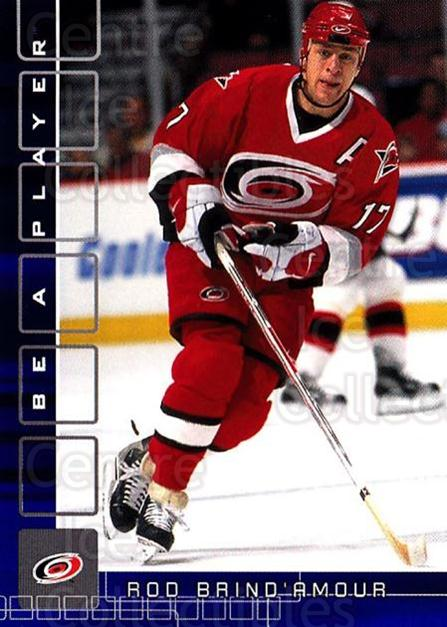 2001-02 BAP Memorabilia Sapphire #246 Rod Brind'Amour<br/>1 In Stock - $5.00 each - <a href=https://centericecollectibles.foxycart.com/cart?name=2001-02%20BAP%20Memorabilia%20Sapphire%20%23246%20Rod%20Brind'Amour...&quantity_max=1&price=$5.00&code=363925 class=foxycart> Buy it now! </a>