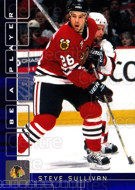 2001-02 BAP Memorabilia Sapphire #277 Steve Sullivan<br/>2 In Stock - $5.00 each - <a href=https://centericecollectibles.foxycart.com/cart?name=2001-02%20BAP%20Memorabilia%20Sapphire%20%23277%20Steve%20Sullivan...&quantity_max=2&price=$5.00&code=363958 class=foxycart> Buy it now! </a>