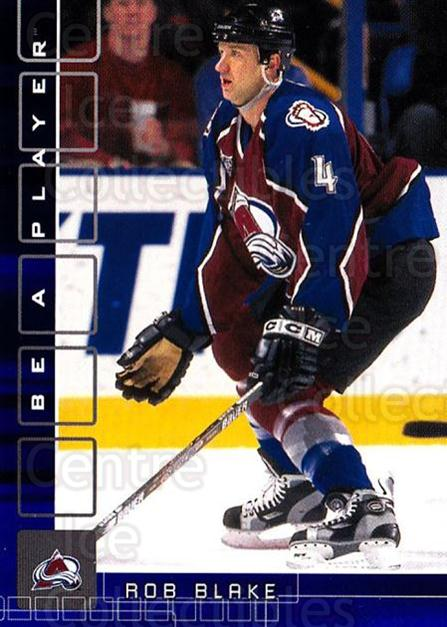 2001-02 BAP Memorabilia Sapphire #278 Rob Blake<br/>1 In Stock - $5.00 each - <a href=https://centericecollectibles.foxycart.com/cart?name=2001-02%20BAP%20Memorabilia%20Sapphire%20%23278%20Rob%20Blake...&quantity_max=1&price=$5.00&code=363959 class=foxycart> Buy it now! </a>