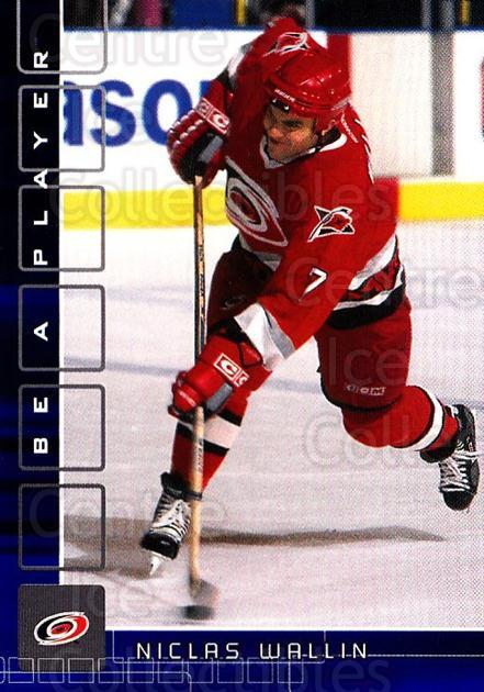 2001-02 BAP Memorabilia Sapphire #280 Niclas Wallin<br/>2 In Stock - $5.00 each - <a href=https://centericecollectibles.foxycart.com/cart?name=2001-02%20BAP%20Memorabilia%20Sapphire%20%23280%20Niclas%20Wallin...&quantity_max=2&price=$5.00&code=363962 class=foxycart> Buy it now! </a>