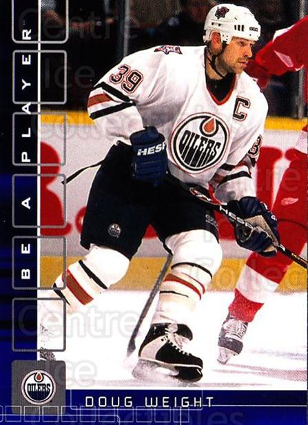 2001-02 BAP Memorabilia Sapphire #282 Doug Weight<br/>1 In Stock - $5.00 each - <a href=https://centericecollectibles.foxycart.com/cart?name=2001-02%20BAP%20Memorabilia%20Sapphire%20%23282%20Doug%20Weight...&quantity_max=1&price=$5.00&code=363963 class=foxycart> Buy it now! </a>
