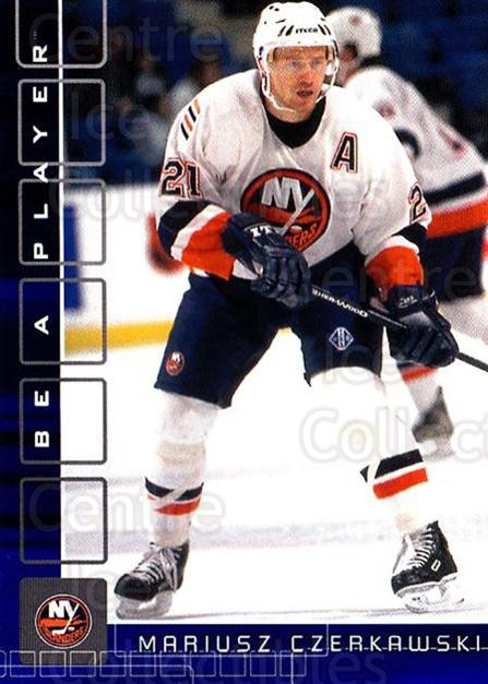 2001-02 BAP Memorabilia Sapphire #289 Mariusz Czerkawski<br/>1 In Stock - $5.00 each - <a href=https://centericecollectibles.foxycart.com/cart?name=2001-02%20BAP%20Memorabilia%20Sapphire%20%23289%20Mariusz%20Czerkaw...&quantity_max=1&price=$5.00&code=363970 class=foxycart> Buy it now! </a>
