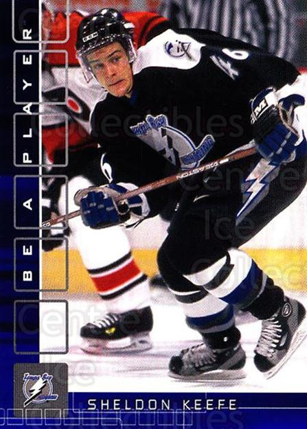 2001-02 BAP Memorabilia Sapphire #297 Sheldon Keefe<br/>1 In Stock - $5.00 each - <a href=https://centericecollectibles.foxycart.com/cart?name=2001-02%20BAP%20Memorabilia%20Sapphire%20%23297%20Sheldon%20Keefe...&quantity_max=1&price=$5.00&code=363979 class=foxycart> Buy it now! </a>