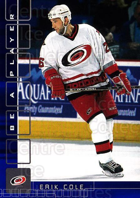 2001-02 BAP Memorabilia Sapphire #302 Erik Cole<br/>1 In Stock - $5.00 each - <a href=https://centericecollectibles.foxycart.com/cart?name=2001-02%20BAP%20Memorabilia%20Sapphire%20%23302%20Erik%20Cole...&quantity_max=1&price=$5.00&code=363985 class=foxycart> Buy it now! </a>