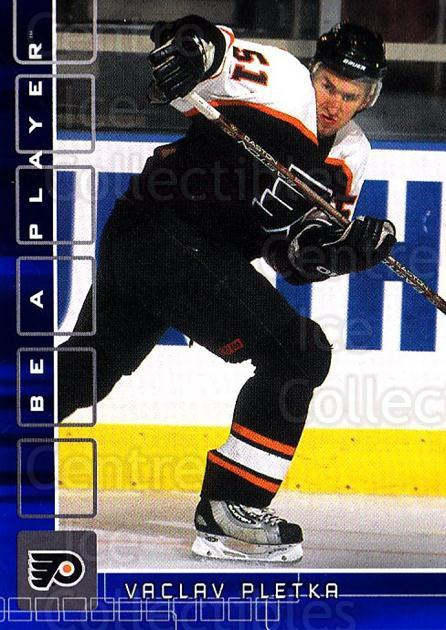 2001-02 BAP Memorabilia Sapphire #311 Vaclav Pletka<br/>1 In Stock - $5.00 each - <a href=https://centericecollectibles.foxycart.com/cart?name=2001-02%20BAP%20Memorabilia%20Sapphire%20%23311%20Vaclav%20Pletka...&quantity_max=1&price=$5.00&code=363993 class=foxycart> Buy it now! </a>