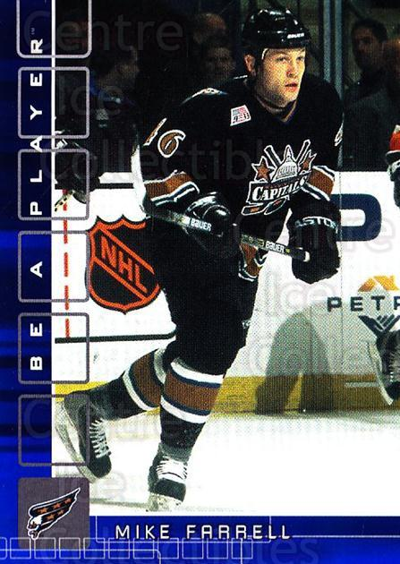 2001-02 BAP Memorabilia Sapphire #316 Mike Farrell<br/>2 In Stock - $5.00 each - <a href=https://centericecollectibles.foxycart.com/cart?name=2001-02%20BAP%20Memorabilia%20Sapphire%20%23316%20Mike%20Farrell...&quantity_max=2&price=$5.00&code=363998 class=foxycart> Buy it now! </a>