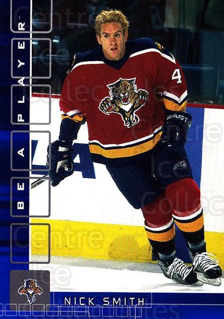2001-02 BAP Memorabilia Sapphire #359 Nick Smith<br/>1 In Stock - $5.00 each - <a href=https://centericecollectibles.foxycart.com/cart?name=2001-02%20BAP%20Memorabilia%20Sapphire%20%23359%20Nick%20Smith...&quantity_max=1&price=$5.00&code=364034 class=foxycart> Buy it now! </a>