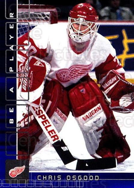 2001-02 BAP Memorabilia Sapphire #37 Chris Osgood<br/>1 In Stock - $5.00 each - <a href=https://centericecollectibles.foxycart.com/cart?name=2001-02%20BAP%20Memorabilia%20Sapphire%20%2337%20Chris%20Osgood...&quantity_max=1&price=$5.00&code=364044 class=foxycart> Buy it now! </a>