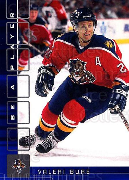 2001-02 BAP Memorabilia Sapphire #379 Valeri Bure<br/>2 In Stock - $5.00 each - <a href=https://centericecollectibles.foxycart.com/cart?name=2001-02%20BAP%20Memorabilia%20Sapphire%20%23379%20Valeri%20Bure...&quantity_max=2&price=$5.00&code=364054 class=foxycart> Buy it now! </a>