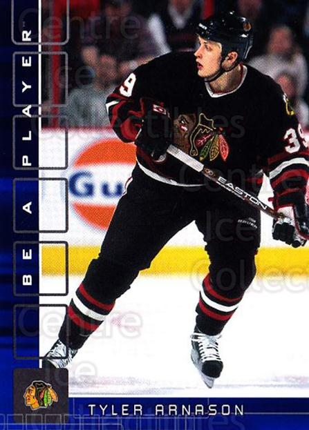 2001-02 BAP Memorabilia Sapphire #387 Tyler Arnason<br/>1 In Stock - $5.00 each - <a href=https://centericecollectibles.foxycart.com/cart?name=2001-02%20BAP%20Memorabilia%20Sapphire%20%23387%20Tyler%20Arnason...&quantity_max=1&price=$5.00&code=364062 class=foxycart> Buy it now! </a>