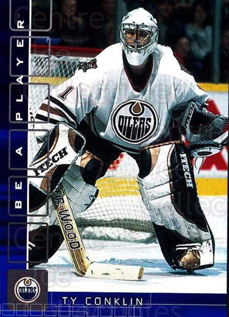 2001-02 BAP Memorabilia Sapphire #388 Ty Conklin<br/>2 In Stock - $5.00 each - <a href=https://centericecollectibles.foxycart.com/cart?name=2001-02%20BAP%20Memorabilia%20Sapphire%20%23388%20Ty%20Conklin...&quantity_max=2&price=$5.00&code=364063 class=foxycart> Buy it now! </a>