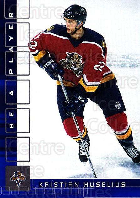 2001-02 BAP Memorabilia Sapphire #393 Kristian Huselius<br/>1 In Stock - $5.00 each - <a href=https://centericecollectibles.foxycart.com/cart?name=2001-02%20BAP%20Memorabilia%20Sapphire%20%23393%20Kristian%20Huseli...&quantity_max=1&price=$5.00&code=364069 class=foxycart> Buy it now! </a>