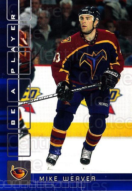 2001-02 BAP Memorabilia Sapphire #400 Mike Weaver<br/>2 In Stock - $5.00 each - <a href=https://centericecollectibles.foxycart.com/cart?name=2001-02%20BAP%20Memorabilia%20Sapphire%20%23400%20Mike%20Weaver...&quantity_max=2&price=$5.00&code=364076 class=foxycart> Buy it now! </a>