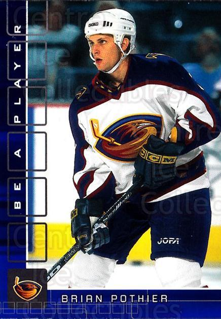 2001-02 BAP Memorabilia Sapphire #408 Brian Pothier<br/>2 In Stock - $5.00 each - <a href=https://centericecollectibles.foxycart.com/cart?name=2001-02%20BAP%20Memorabilia%20Sapphire%20%23408%20Brian%20Pothier...&quantity_max=2&price=$5.00&code=364081 class=foxycart> Buy it now! </a>