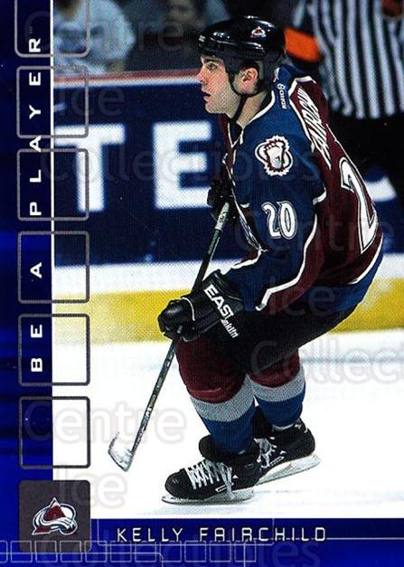2001-02 BAP Memorabilia Sapphire #431 Kelly Fairchild<br/>1 In Stock - $5.00 each - <a href=https://centericecollectibles.foxycart.com/cart?name=2001-02%20BAP%20Memorabilia%20Sapphire%20%23431%20Kelly%20Fairchild...&quantity_max=1&price=$5.00&code=364104 class=foxycart> Buy it now! </a>