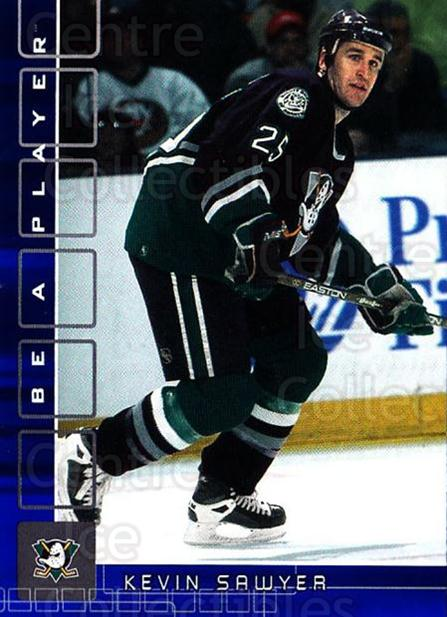 2001-02 BAP Memorabilia Sapphire #432 Kevin Sawyer<br/>1 In Stock - $5.00 each - <a href=https://centericecollectibles.foxycart.com/cart?name=2001-02%20BAP%20Memorabilia%20Sapphire%20%23432%20Kevin%20Sawyer...&quantity_max=1&price=$5.00&code=364105 class=foxycart> Buy it now! </a>