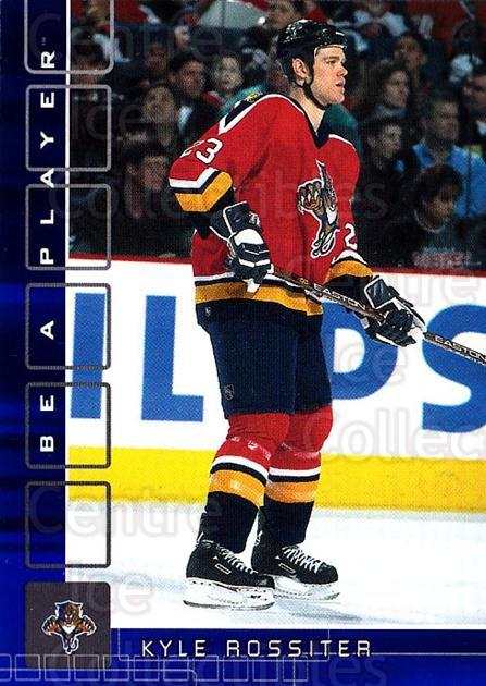 2001-02 BAP Memorabilia Sapphire #434 Kyle Rossiter<br/>3 In Stock - $5.00 each - <a href=https://centericecollectibles.foxycart.com/cart?name=2001-02%20BAP%20Memorabilia%20Sapphire%20%23434%20Kyle%20Rossiter...&quantity_max=3&price=$5.00&code=364107 class=foxycart> Buy it now! </a>