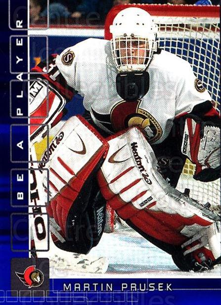 2001-02 BAP Memorabilia Sapphire #437 Martin Prusek<br/>1 In Stock - $5.00 each - <a href=https://centericecollectibles.foxycart.com/cart?name=2001-02%20BAP%20Memorabilia%20Sapphire%20%23437%20Martin%20Prusek...&quantity_max=1&price=$5.00&code=364110 class=foxycart> Buy it now! </a>