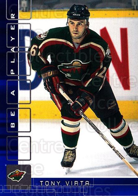 2001-02 BAP Memorabilia Sapphire #454 Tony Virta<br/>2 In Stock - $5.00 each - <a href=https://centericecollectibles.foxycart.com/cart?name=2001-02%20BAP%20Memorabilia%20Sapphire%20%23454%20Tony%20Virta...&quantity_max=2&price=$5.00&code=364126 class=foxycart> Buy it now! </a>