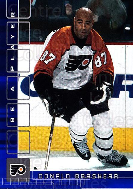 2001-02 BAP Memorabilia Sapphire #462 Donald Brashear<br/>1 In Stock - $5.00 each - <a href=https://centericecollectibles.foxycart.com/cart?name=2001-02%20BAP%20Memorabilia%20Sapphire%20%23462%20Donald%20Brashear...&quantity_max=1&price=$5.00&code=364135 class=foxycart> Buy it now! </a>