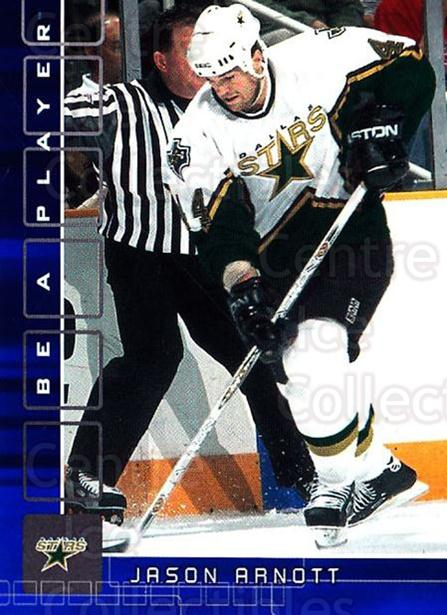 2001-02 BAP Memorabilia Sapphire #467 Jason Arnott<br/>1 In Stock - $5.00 each - <a href=https://centericecollectibles.foxycart.com/cart?name=2001-02%20BAP%20Memorabilia%20Sapphire%20%23467%20Jason%20Arnott...&quantity_max=1&price=$5.00&code=364140 class=foxycart> Buy it now! </a>