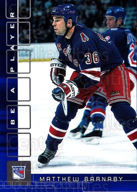 2001-02 BAP Memorabilia Sapphire #475 Matthew Barnaby<br/>1 In Stock - $5.00 each - <a href=https://centericecollectibles.foxycart.com/cart?name=2001-02%20BAP%20Memorabilia%20Sapphire%20%23475%20Matthew%20Barnaby...&quantity_max=1&price=$5.00&code=364148 class=foxycart> Buy it now! </a>