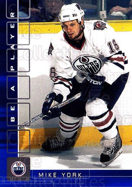 2001-02 BAP Memorabilia Sapphire #477 Mike York<br/>1 In Stock - $5.00 each - <a href=https://centericecollectibles.foxycart.com/cart?name=2001-02%20BAP%20Memorabilia%20Sapphire%20%23477%20Mike%20York...&quantity_max=1&price=$5.00&code=364150 class=foxycart> Buy it now! </a>