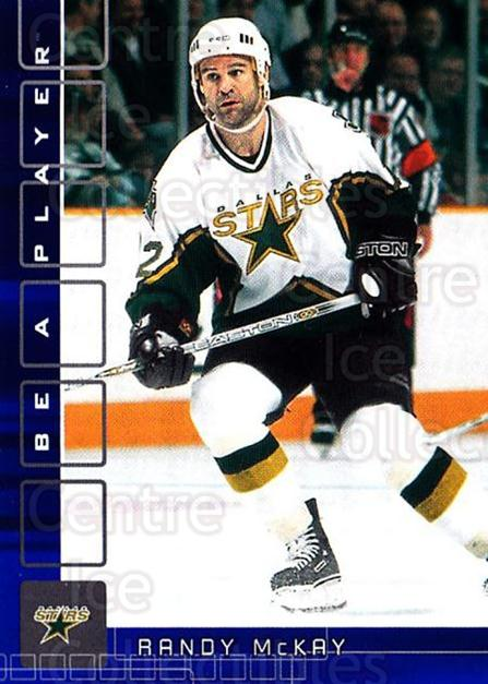 2001-02 BAP Memorabilia Sapphire #482 Randy McKay<br/>1 In Stock - $5.00 each - <a href=https://centericecollectibles.foxycart.com/cart?name=2001-02%20BAP%20Memorabilia%20Sapphire%20%23482%20Randy%20McKay...&quantity_max=1&price=$5.00&code=364156 class=foxycart> Buy it now! </a>