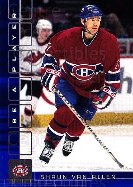 2001-02 BAP Memorabilia Sapphire #500 Shaun Van Allen<br/>1 In Stock - $5.00 each - <a href=https://centericecollectibles.foxycart.com/cart?name=2001-02%20BAP%20Memorabilia%20Sapphire%20%23500%20Shaun%20Van%20Allen...&quantity_max=1&price=$5.00&code=364176 class=foxycart> Buy it now! </a>
