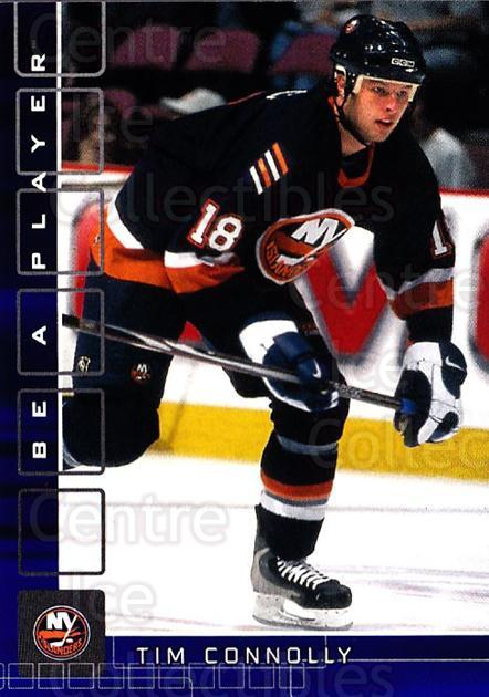 2001-02 BAP Memorabilia Sapphire #61 Tim Connolly<br/>2 In Stock - $5.00 each - <a href=https://centericecollectibles.foxycart.com/cart?name=2001-02%20BAP%20Memorabilia%20Sapphire%20%2361%20Tim%20Connolly...&quantity_max=2&price=$5.00&code=364188 class=foxycart> Buy it now! </a>