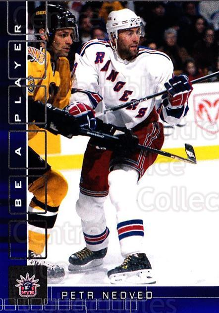 2001-02 BAP Memorabilia Sapphire #80 Petr Nedved<br/>1 In Stock - $5.00 each - <a href=https://centericecollectibles.foxycart.com/cart?name=2001-02%20BAP%20Memorabilia%20Sapphire%20%2380%20Petr%20Nedved...&quantity_max=1&price=$5.00&code=364209 class=foxycart> Buy it now! </a>