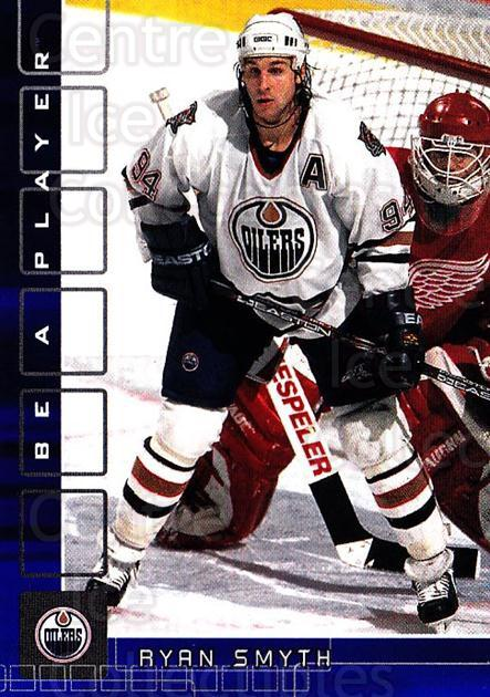 2001-02 BAP Memorabilia Sapphire #94 Ryan Smyth<br/>1 In Stock - $5.00 each - <a href=https://centericecollectibles.foxycart.com/cart?name=2001-02%20BAP%20Memorabilia%20Sapphire%20%2394%20Ryan%20Smyth...&quantity_max=1&price=$5.00&code=364224 class=foxycart> Buy it now! </a>