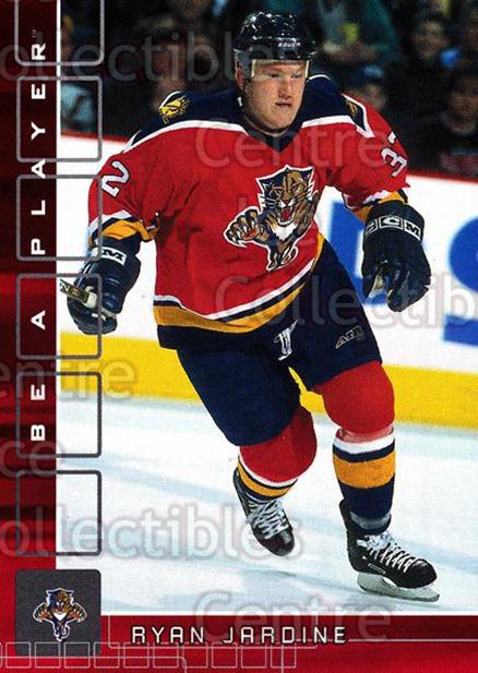 2001-02 BAP Memorabilia Ruby #402 Ryan Jardine<br/>1 In Stock - $3.00 each - <a href=https://centericecollectibles.foxycart.com/cart?name=2001-02%20BAP%20Memorabilia%20Ruby%20%23402%20Ryan%20Jardine...&quantity_max=1&price=$3.00&code=364258 class=foxycart> Buy it now! </a>