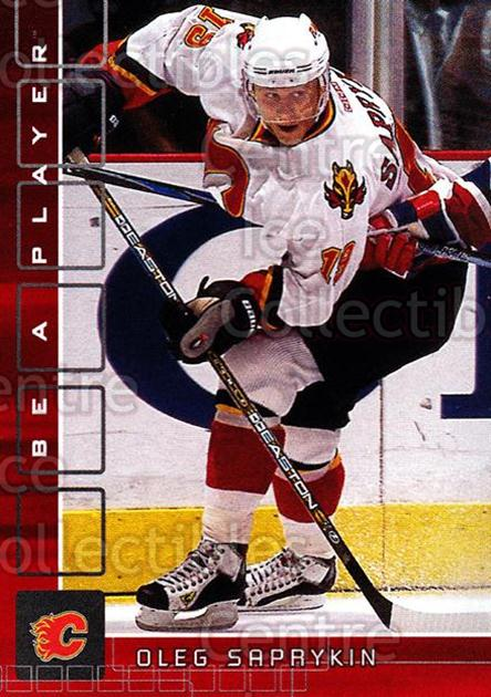 2001-02 BAP Memorabilia Ruby #10 Oleg Saprykin<br/>3 In Stock - $3.00 each - <a href=https://centericecollectibles.foxycart.com/cart?name=2001-02%20BAP%20Memorabilia%20Ruby%20%2310%20Oleg%20Saprykin...&quantity_max=3&price=$3.00&code=364269 class=foxycart> Buy it now! </a>