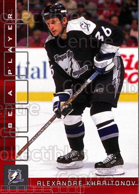 2001-02 BAP Memorabilia Ruby #165 Alexander Kharitonov<br/>3 In Stock - $3.00 each - <a href=https://centericecollectibles.foxycart.com/cart?name=2001-02%20BAP%20Memorabilia%20Ruby%20%23165%20Alexander%20Khari...&quantity_max=3&price=$3.00&code=364339 class=foxycart> Buy it now! </a>