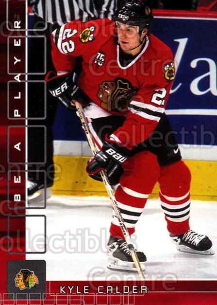 2001-02 BAP Memorabilia Ruby #236 Kyle Calder<br/>1 In Stock - $3.00 each - <a href=https://centericecollectibles.foxycart.com/cart?name=2001-02%20BAP%20Memorabilia%20Ruby%20%23236%20Kyle%20Calder...&quantity_max=1&price=$3.00&code=364415 class=foxycart> Buy it now! </a>