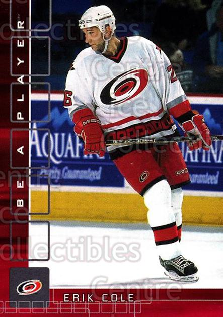 2001-02 BAP Memorabilia Ruby #302 Erik Cole<br/>3 In Stock - $5.00 each - <a href=https://centericecollectibles.foxycart.com/cart?name=2001-02%20BAP%20Memorabilia%20Ruby%20%23302%20Erik%20Cole...&quantity_max=3&price=$5.00&code=364485 class=foxycart> Buy it now! </a>
