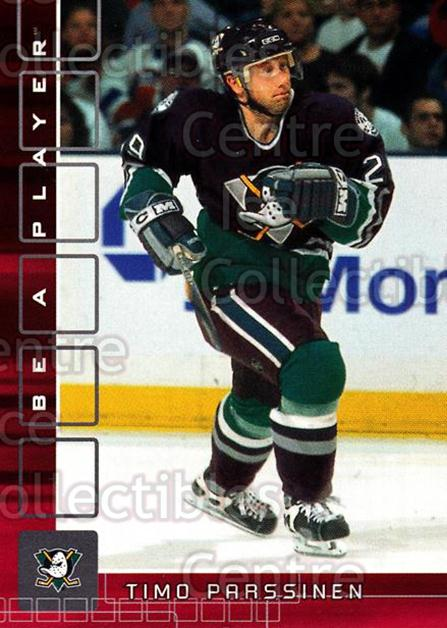 2001-02 BAP Memorabilia Ruby #327 Timo Parssinen<br/>3 In Stock - $3.00 each - <a href=https://centericecollectibles.foxycart.com/cart?name=2001-02%20BAP%20Memorabilia%20Ruby%20%23327%20Timo%20Parssinen...&quantity_max=3&price=$3.00&code=364507 class=foxycart> Buy it now! </a>
