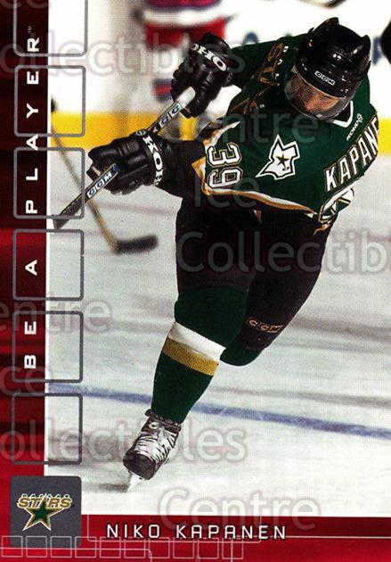 2001-02 BAP Memorabilia Ruby #348 Niko Kapanen<br/>1 In Stock - $3.00 each - <a href=https://centericecollectibles.foxycart.com/cart?name=2001-02%20BAP%20Memorabilia%20Ruby%20%23348%20Niko%20Kapanen...&quantity_max=1&price=$3.00&code=364524 class=foxycart> Buy it now! </a>