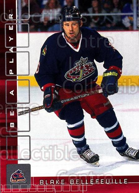 2001-02 BAP Memorabilia Ruby #362 Blake Bellefeuille<br/>4 In Stock - $3.00 each - <a href=https://centericecollectibles.foxycart.com/cart?name=2001-02%20BAP%20Memorabilia%20Ruby%20%23362%20Blake%20Bellefeui...&quantity_max=4&price=$3.00&code=364537 class=foxycart> Buy it now! </a>