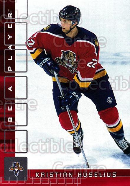 2001-02 BAP Memorabilia Ruby #393 Kristian Huselius<br/>2 In Stock - $3.00 each - <a href=https://centericecollectibles.foxycart.com/cart?name=2001-02%20BAP%20Memorabilia%20Ruby%20%23393%20Kristian%20Huseli...&quantity_max=2&price=$3.00&code=364569 class=foxycart> Buy it now! </a>