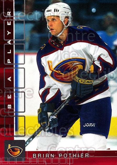 2001-02 BAP Memorabilia Ruby #408 Brian Pothier<br/>3 In Stock - $3.00 each - <a href=https://centericecollectibles.foxycart.com/cart?name=2001-02%20BAP%20Memorabilia%20Ruby%20%23408%20Brian%20Pothier...&price=$3.00&code=364581 class=foxycart> Buy it now! </a>
