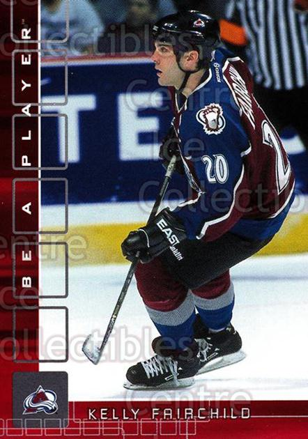 2001-02 BAP Memorabilia Ruby #431 Kelly Fairchild<br/>2 In Stock - $3.00 each - <a href=https://centericecollectibles.foxycart.com/cart?name=2001-02%20BAP%20Memorabilia%20Ruby%20%23431%20Kelly%20Fairchild...&quantity_max=2&price=$3.00&code=364604 class=foxycart> Buy it now! </a>