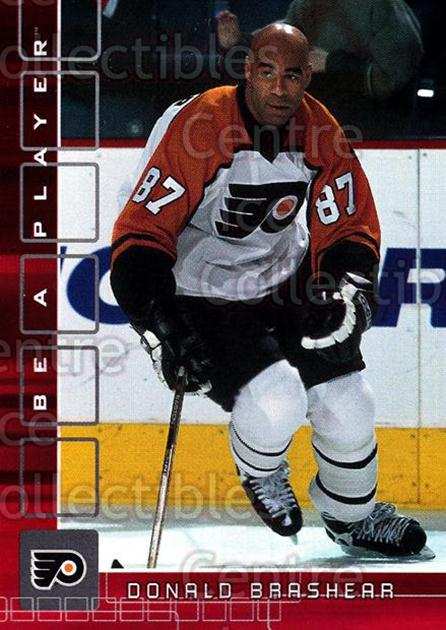 2001-02 BAP Memorabilia Ruby #462 Donald Brashear<br/>3 In Stock - $3.00 each - <a href=https://centericecollectibles.foxycart.com/cart?name=2001-02%20BAP%20Memorabilia%20Ruby%20%23462%20Donald%20Brashear...&quantity_max=3&price=$3.00&code=364635 class=foxycart> Buy it now! </a>