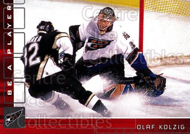 2001-02 BAP Memorabilia Ruby #67 Olaf Kolzig<br/>2 In Stock - $3.00 each - <a href=https://centericecollectibles.foxycart.com/cart?name=2001-02%20BAP%20Memorabilia%20Ruby%20%2367%20Olaf%20Kolzig...&quantity_max=2&price=$3.00&code=364694 class=foxycart> Buy it now! </a>