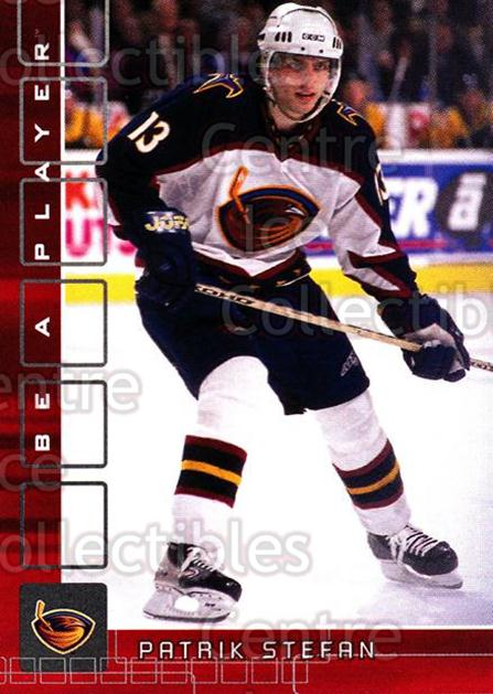 2001-02 BAP Memorabilia Ruby #69 Patrik Stefan<br/>1 In Stock - $3.00 each - <a href=https://centericecollectibles.foxycart.com/cart?name=2001-02%20BAP%20Memorabilia%20Ruby%20%2369%20Patrik%20Stefan...&quantity_max=1&price=$3.00&code=364696 class=foxycart> Buy it now! </a>