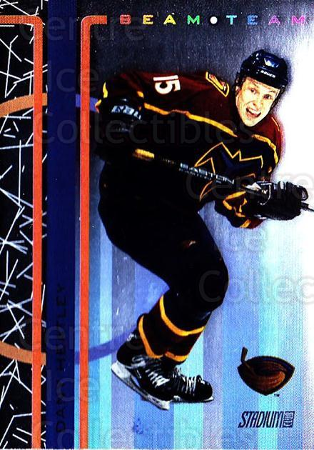 2002-03 Stadium Club Beam Team #8 Dany Heatley<br/>2 In Stock - $5.00 each - <a href=https://centericecollectibles.foxycart.com/cart?name=2002-03%20Stadium%20Club%20Beam%20Team%20%238%20Dany%20Heatley...&quantity_max=2&price=$5.00&code=365389 class=foxycart> Buy it now! </a>