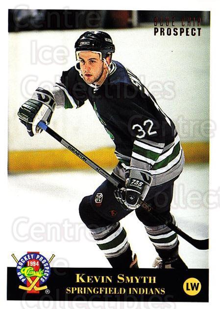 1994 Classic Pro Prospects #225 Kevin Smyth<br/>10 In Stock - $1.00 each - <a href=https://centericecollectibles.foxycart.com/cart?name=1994%20Classic%20Pro%20Prospects%20%23225%20Kevin%20Smyth...&quantity_max=10&price=$1.00&code=3654 class=foxycart> Buy it now! </a>