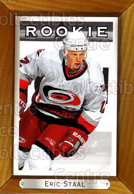 2003-04 Beehive #204 Eric Staal<br/>2 In Stock - $5.00 each - <a href=https://centericecollectibles.foxycart.com/cart?name=2003-04%20Beehive%20%23204%20Eric%20Staal...&quantity_max=2&price=$5.00&code=367419 class=foxycart> Buy it now! </a>